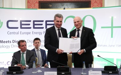 Warsaw Memorandum: CEEP members call for an Energy Union based on a digital economy