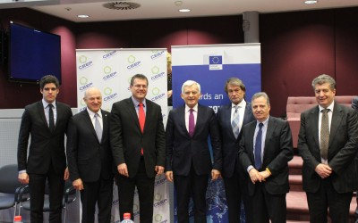 Europe needs an energy highway