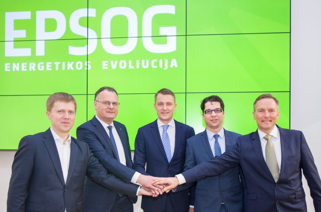 EPSO-G's strategy: key projects, regional development and efficiency