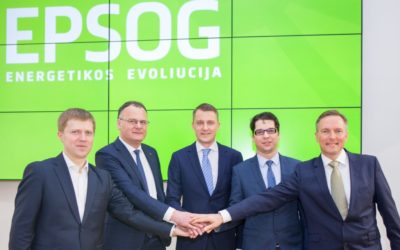 EPSO-G's strategy: key projects, regional development and efficiency