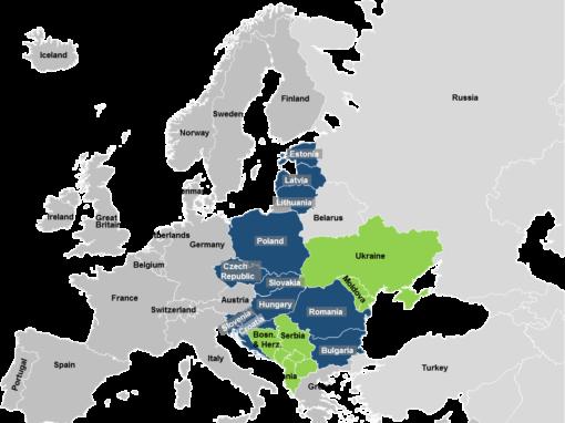 CEEP's area of interest