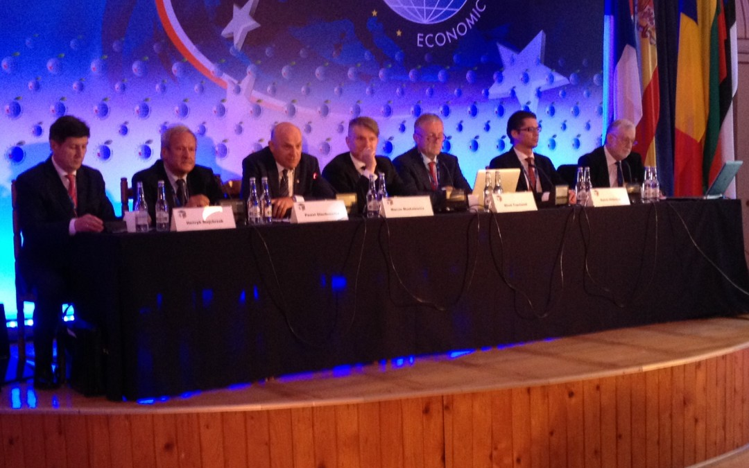 Krynica: The North–South Corridor – towards increased energy security, Europe's integration and competitiveness