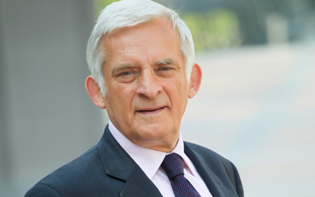 "Jerzy Buzek: ""We cannot afford further leakage of industry out of Europe"""