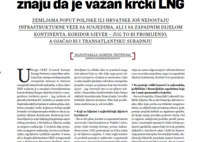 Inteview with Marcin Bodio, CEO CEEP for the croatian publication Lider