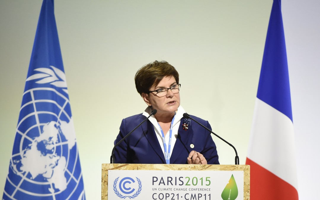 COP-21: Central Europe satisfied with Paris results