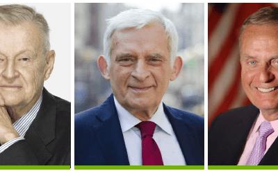Zbigniew Brzezinski, Jerzy Buzek and James Jones are the honorary members of CEEP
