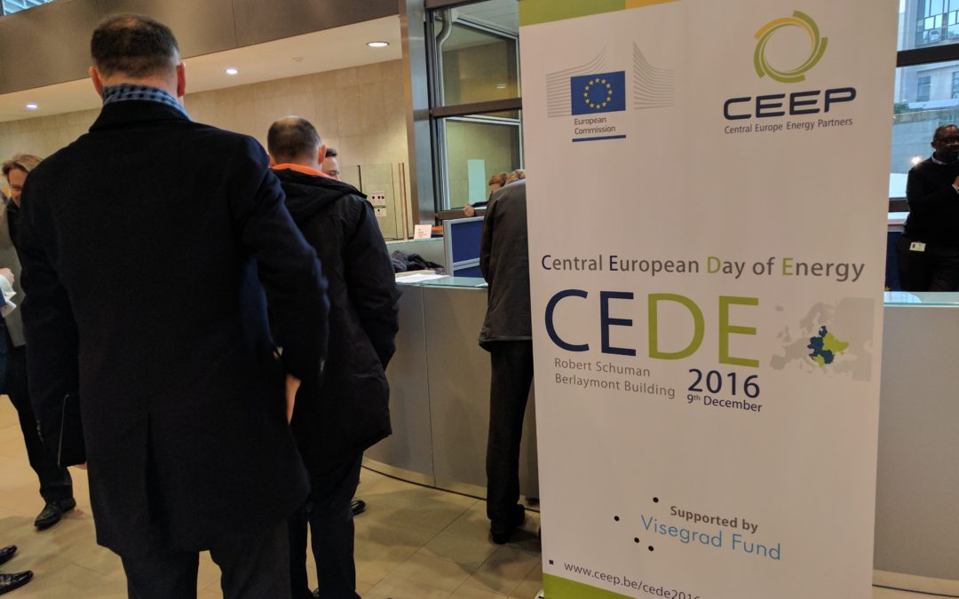 Central European Day of Energy set to become a permanent dialogue platform