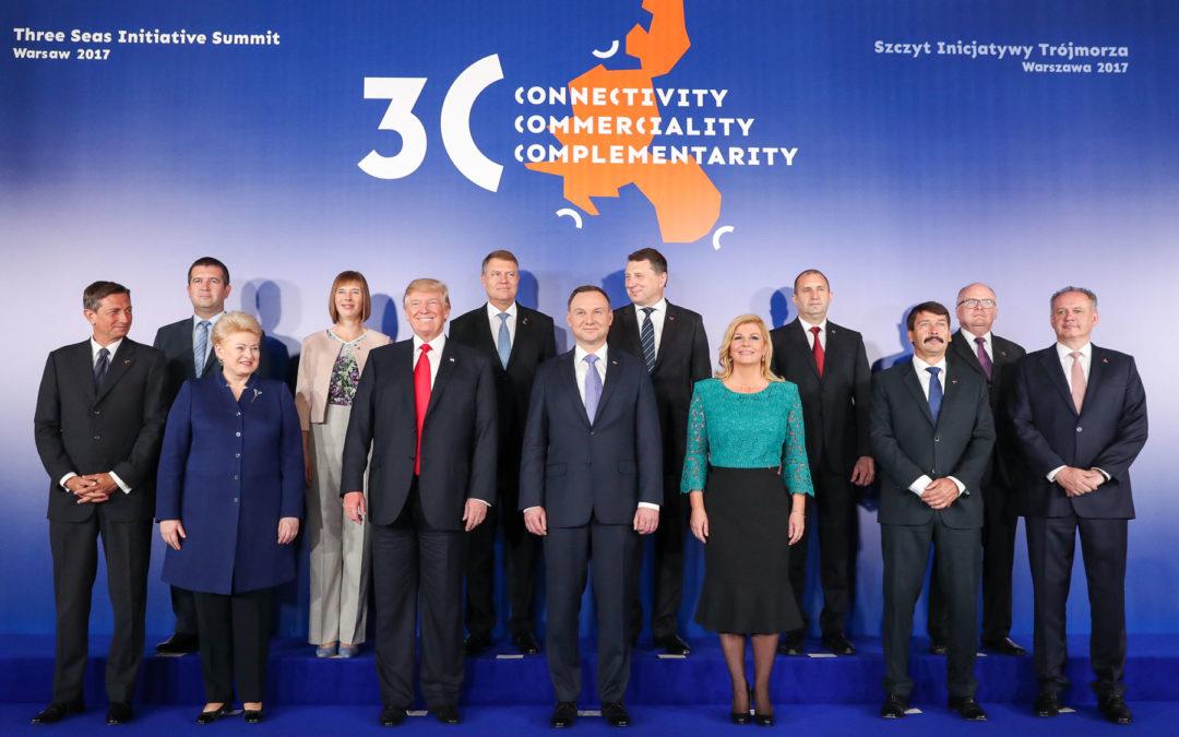 Three Seas Initiative Summit's joint declaration