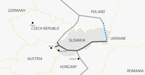 EU Grant Agreement for the Poland-Slovakia Gas Interconnection