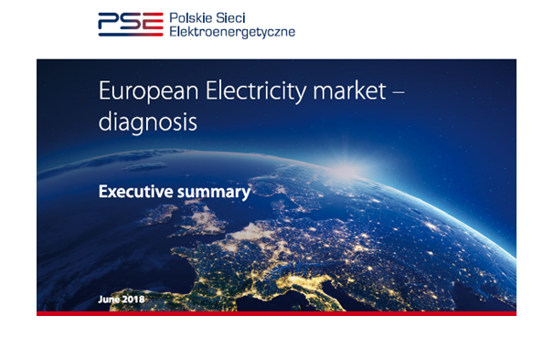 The diagnosis of the European electricity market from the point of view of the Polish Transmission System Operator