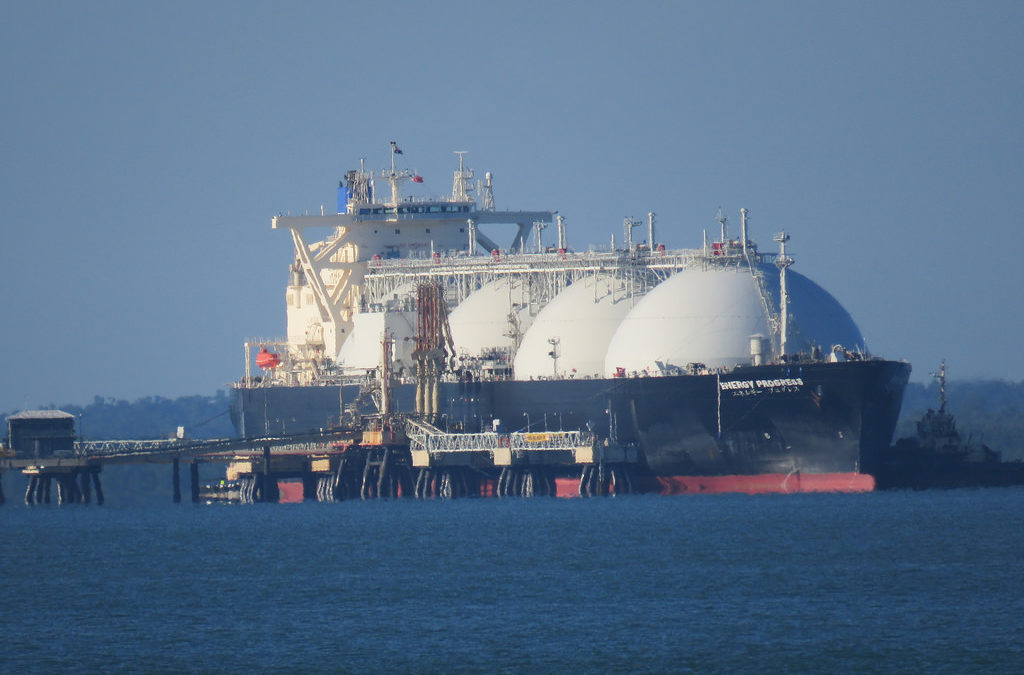 The EU and the U.S. strengthen cooperation on LNG imports to Europe
