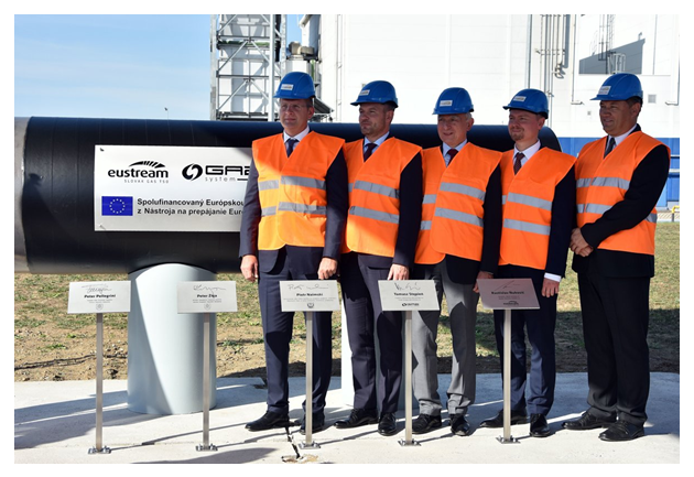 Construction of Slovak-Polish gas interconnection launched