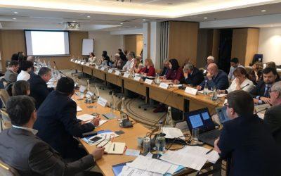 EU ETS workshops in Central Europe