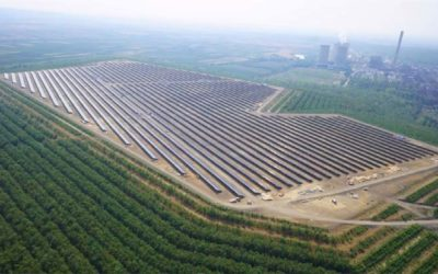 Role of Photovoltaic in the transformation of coal dependent regions