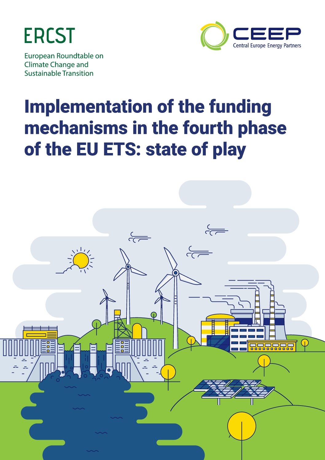 REPORT: Implementation of the funding mechanisms in the fourth phase of the EU ETS: state of play