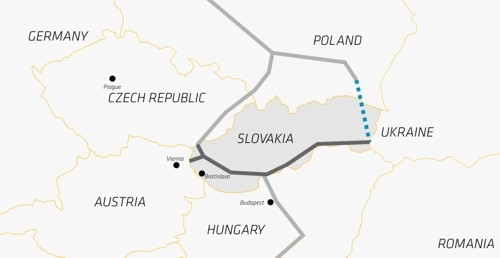 Inauguration of the construction work of Polish section of the gas interconnector Poland – Slovakia