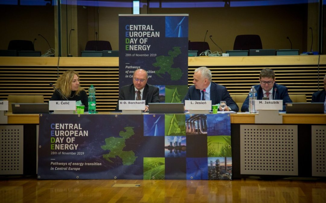 The 4th Central European Day of Energy: Pathways of energy transition in Central Europe