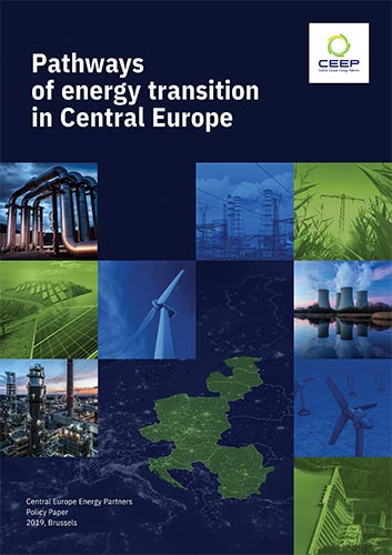 Energy transition pathways in Central Europe