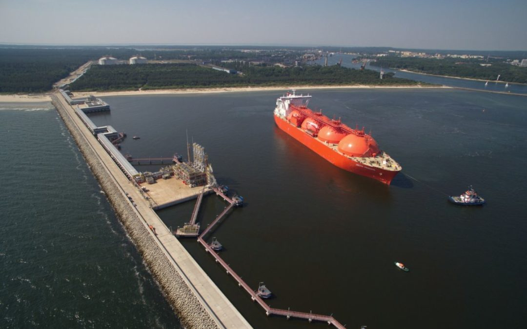 The contract for the expansion of the LNG Terminal in Świnoujście has been signed