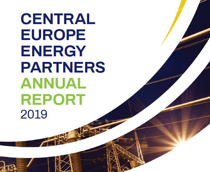 Central Europe Energy Partners ANNUAL REPORT 2019