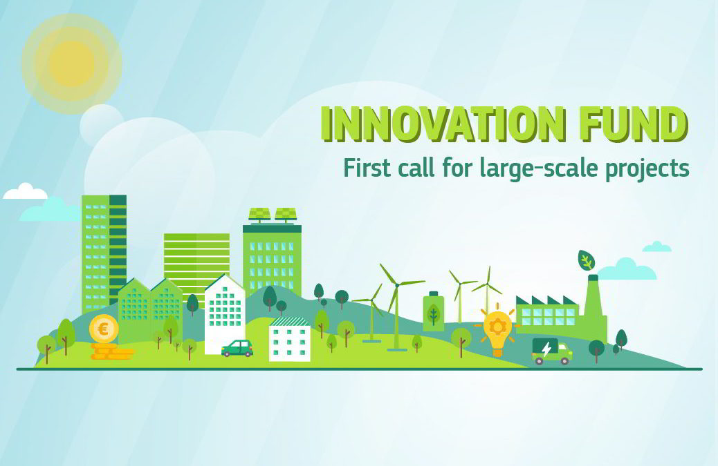 Innovation Fund first call of EUR 1 bn announced