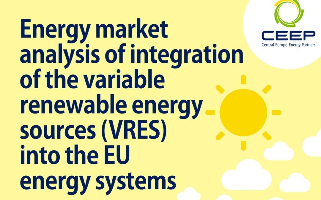 CEEP policy paper: Energy market analysis of integration of the variable renewable energy sources into the EU energy systems