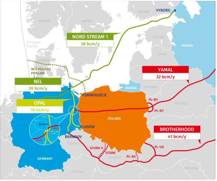 Energy solidarity principle at the core of the January 13th ECJ hearing on OPAL pipeline