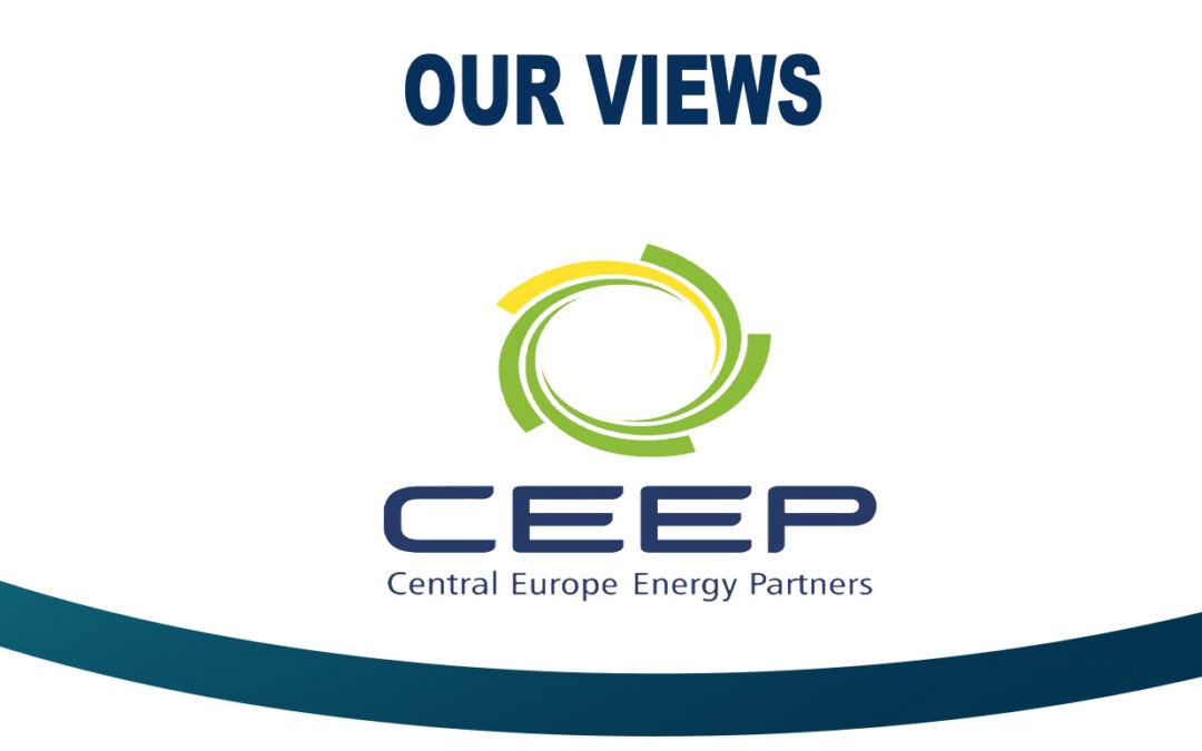CEEP's views to the consultation on Commission's Draft Delegated Regulation under Article 8 of the Taxonomy Regulation